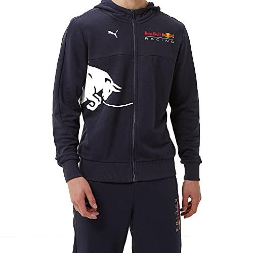 PUMA Red Bull Racing Apex Sudadera con Capucha, Hombres Large - Original Merchandise