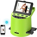 Best Film Scanners - Wireless Digital Film Scanner with 22MP, Converts 35mm Review