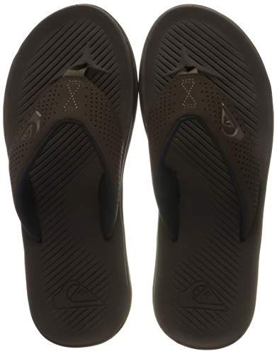 Quiksilver Haleiwa Plus, Zapatos de Agua. Hombre, marrón, 42 EU