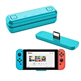 WeChip Route Air Adaptateur émetteur-récepteur USB Bluetooth Audio pour Nintendo Switch/Switch Lite / PS4 / PC, 5 mm, sans décalage, Plug and Play, Bleu