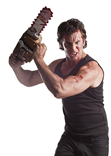 Boland Halloween Luxe Prop Chainsaw Arme