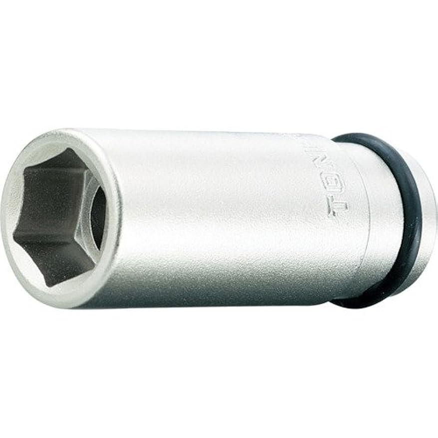 小間漏斗形状トネ(TONE) インパクト用ロングソケット 差込角19.0mm(3/4