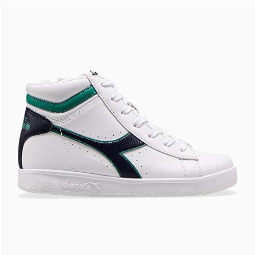 Diadora Game P High GS Scarpe Uomo Ragazzo Unisex Alte Sneakers Sport 101.173762