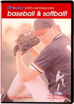 BOSU Sports Series - Baseball and Softball DVD