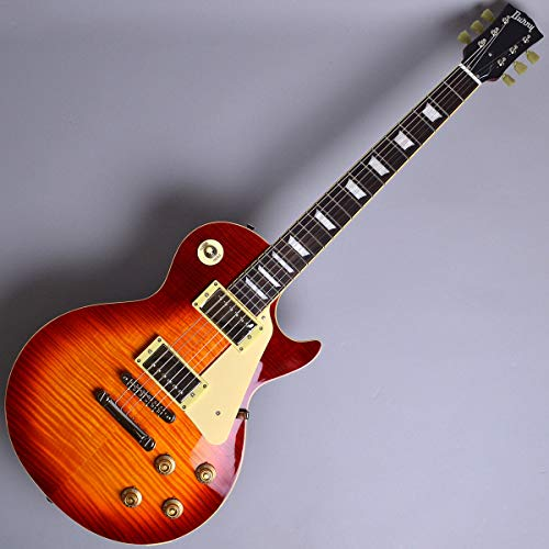 BurnySRLG55VintageCherrySunburstレスポールタイプエレキギターバーニー