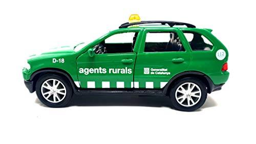 PLAYJOCS Cotxe Agents Rurals GT-3552