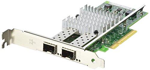 Hewlett Packard Enterprise Intel X520DA2Fiber Optic Card 2 Port 10Gb Innenraum Faser 10000Mbits