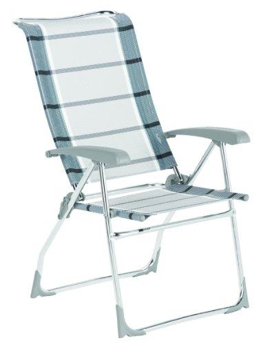 Dukdalf Stuhl Aspen Farbe 0649 silber anthrazit