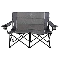 Spruce Duo Loveseat Oversize Quad-Folding Camp Seat