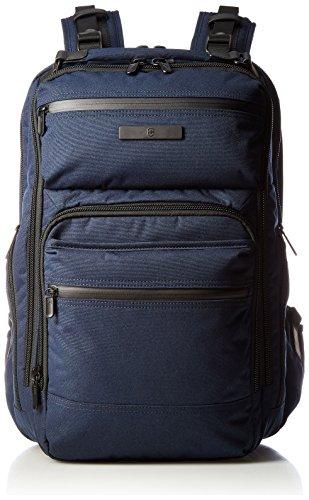 Victorinox Architecture Urban Rath Laptop Backpack, Navy, 18.1-inch