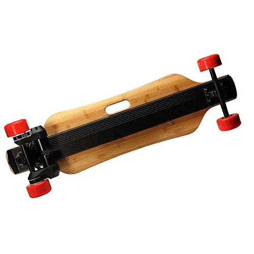 Benchwheel Electric( B,C-Style) Longboard Skateboard - Dual 1800 Watt Motor - 20 MPH (C-board)