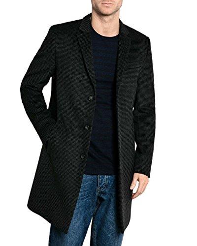 Minimum Gleason Mantel Grau S