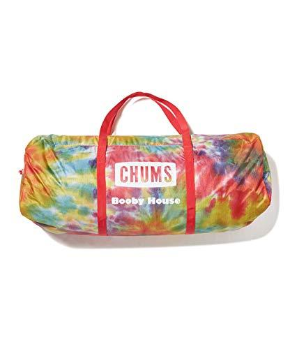 チャムス(CHUMS)テントブービーハウスCH62-1324-Y050-00イエロー/ブルーH260×W400×L400cm