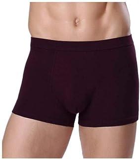 Saoye Fashion Men's Underwear Warm Waist Cotton Waist Comfortable Tight Fitting Pants Clothing Under Warming 5 Sheets Inst...