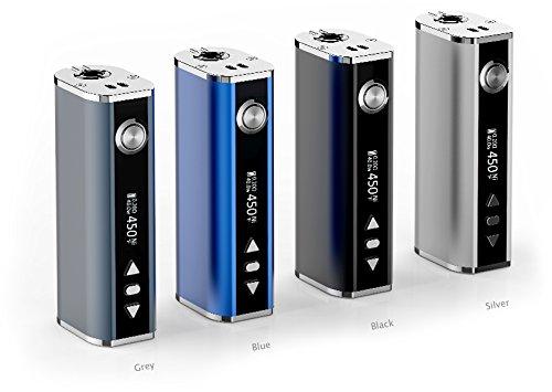 Eleaf iStick TC40W 2600 mAh SILBER Kit / Komplettset inkl. USB Kabel und eGo Adapter