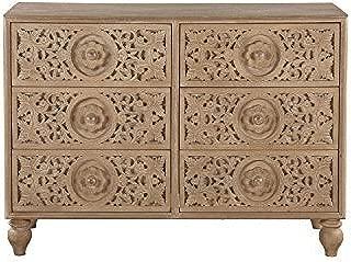 Best carved mango wood dresser Reviews