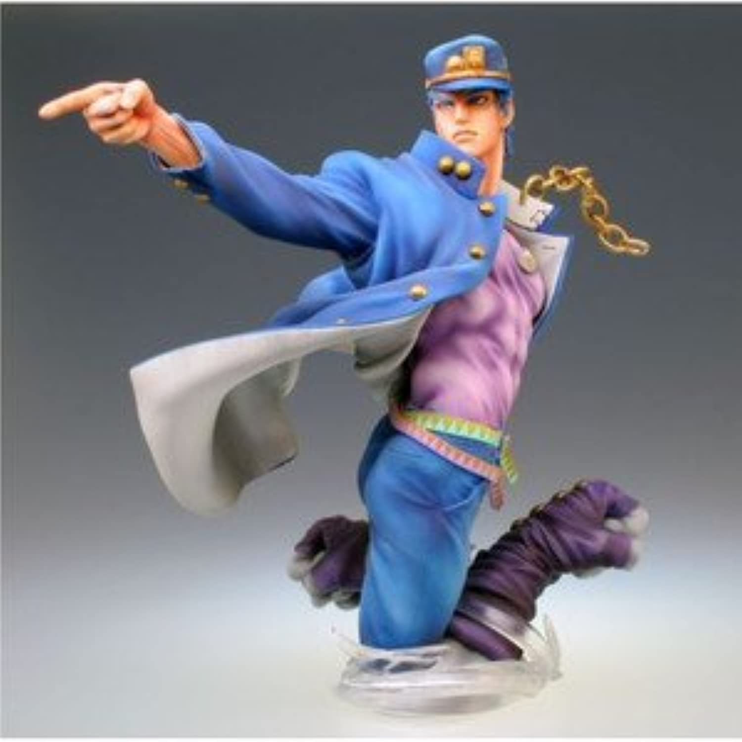 Super Figure Art Collection JoJo's Bizarre Adventure - Jyoutarou Kuujyou (PVC Figure) B002ZXGWW0 Am praktischsten  | Outlet Store