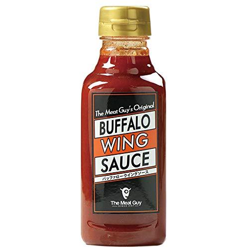 ミートガイ オリジナル バッファローウィングソース (340g) Original Buffalo Wing Sauce S-Size