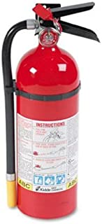 Kidde 466112 ABC Pro Multi-Purpose Dry Chemical Fire Extinguisher, UL rated 3-A, 40-B:C, Easy to Read Gauge, Easy to Pull ...