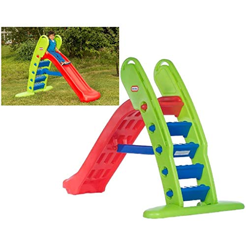 Little Tikes Easy Store Giant Primary Slide