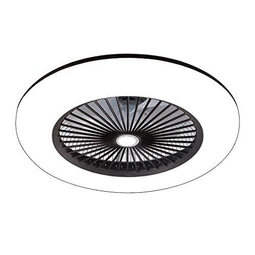 Lámpara de Techo Lámpara de techo con ventilador LED Lámpara de techo minimalista moderna Personalidad creativa Sala de estar Restaurante Lámpara de dormitorio Luminaria de Techo
