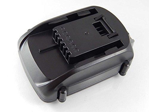 INTENSILO Batería compatible con Worx WX175.1, WX175.9, WX176, WX176.3, WX176.9, WX178, WX178.1 herramientas eléctricas (2500mAh 18V Li-Ion)