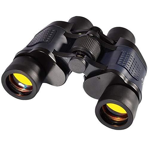 High Power HD 10000M 60X60 Fernglas Teleskop Optischer Festzoom High Clarity Lll Nachtsichtfernglas Für Die Jagd Im Freien (Color : Black)
