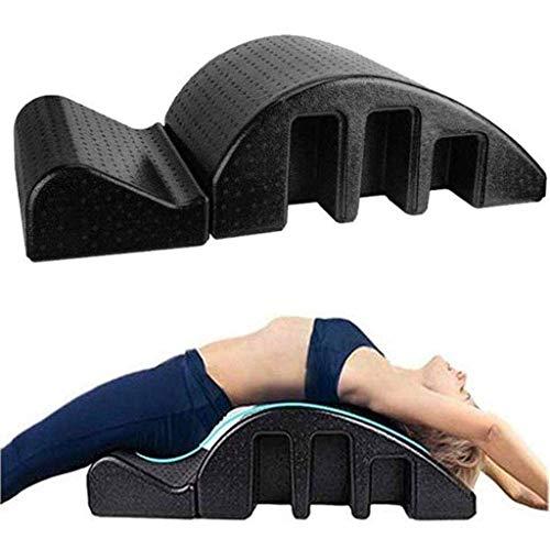 HE-XSHDTT Table de Massage à Arc Pilates, Arc de Pilates Multifonctionnel, Dispositif de Correction de la Colonne vertébrale, lit de Massage pour Correction de la Colonne cervicale