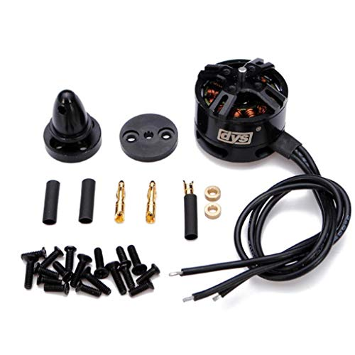 DYS BE1806 2300KV Brushless Motor Black Edition für Multicopters
