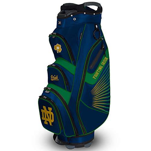 Team Effort NCAA Notre Dame Fighting Irish Notre Dame Fighting Irish Bucket II Cooler Cart Bag, Multi, NA