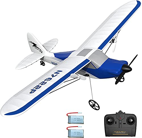 VOLANTEXRC RC Plane Ready to Fly for Beginners, 2.4Ghz 2-CH Remote...