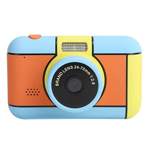 Mini cámara, cámara material ABS para niños con cuerda larga para regalos de los niños para el viaje