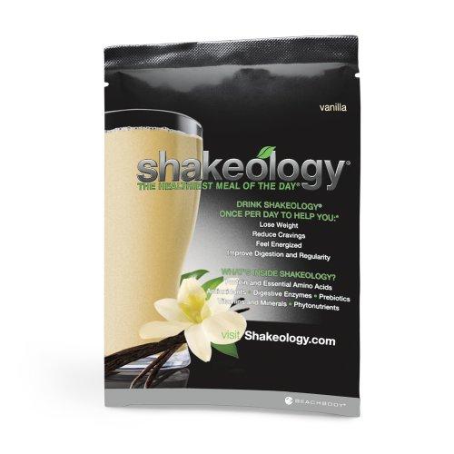Shakeology Vanilla 24 Individual Packets | Amazon