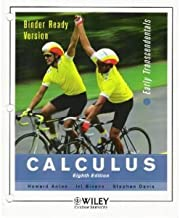 (WCS)Calculus Early Transcendentals Combined 8th Edition Flex Format