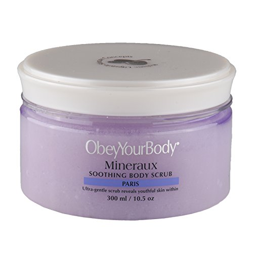 Obey Your Body Body Scrub REINIGENDES KÖRPERPEELING Paris 300ml
