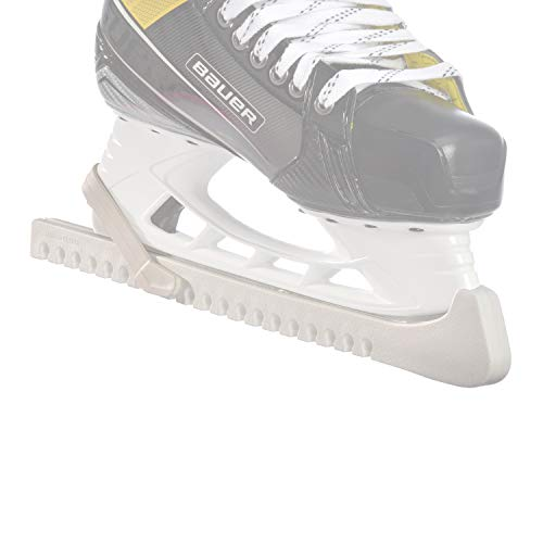 BLUE SPORTS - Kufenschoner für Eishockeyschlittschuhe I Schoner für Schlittschuhkufen I Kufenschutz für Kinderkufen und Erwachsenenkufen I für alle Größen geeignet I kürzbar I robust