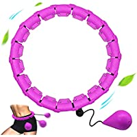 Redini Smart Weighted Exercise Hoola Hoops