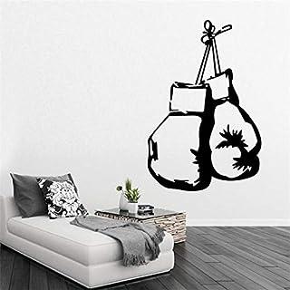 الملاكمة حقيبة شخصية بوي غرفة نوم الديكور الجدار ملصق