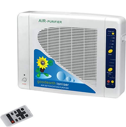 Purificador de Aire de con Ozono y filtro Hepa. Desinfecta, limpia y desodoriza el aire en tu empresa, casa, oficina.