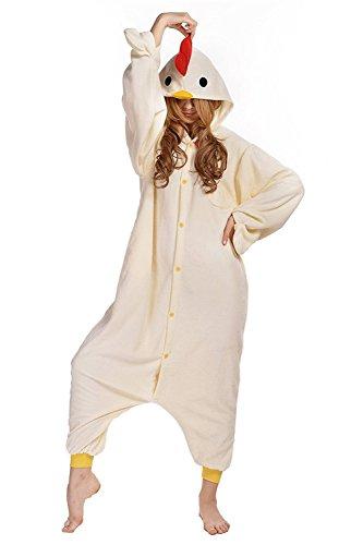 CANASOUR Polar Fleece Christmas Cosplay Unisex Anime Pajamas for Women...