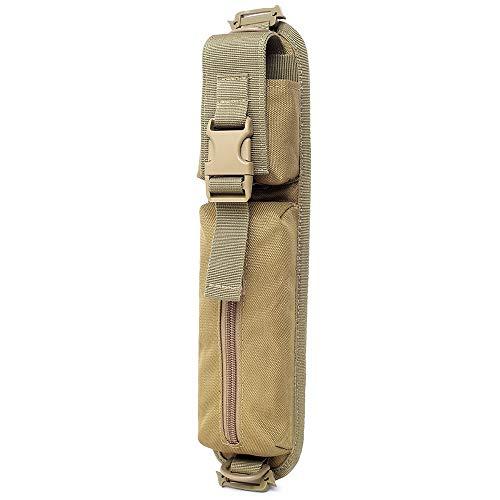 WYNEX Tactical Molle Zubehörtasche, Rucksack Schultergurt Tasche Schulterband Zusätzliche Tasche Multifunktionale Tasche für Jagdwerkzeuge
