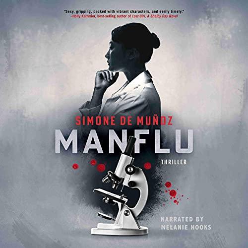 Manflu Audiobook By Simone De Munoz cover art