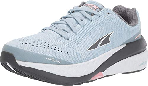 ALTRA Women's Paradigm 4.5 Road Running Shoe, Blue - 9 M US