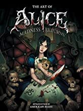 The Art of Alice( Madness Returns)[ART OF ALICE MADNESS RETURNS][Hardcover]