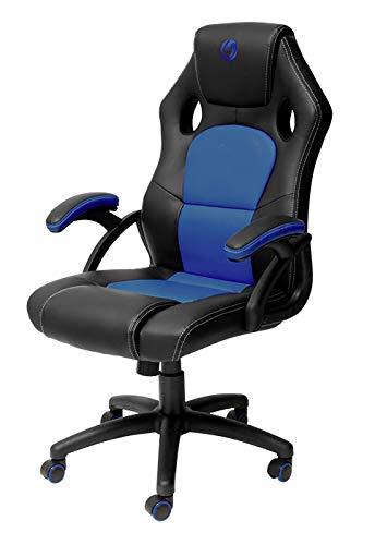 Inconnu NACON CH-310 - Silla de juegos, color azul y negro