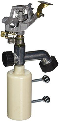 Harris Farms 1000440 T-Post Sprinkler, Medium, Metallic