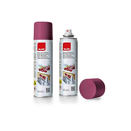 Spray Antiadherente Reposteria
