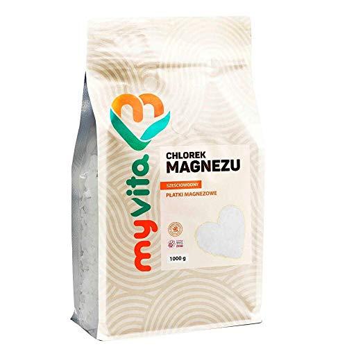 Magnesium chloride hexahydrate flakes 1000g MyVita