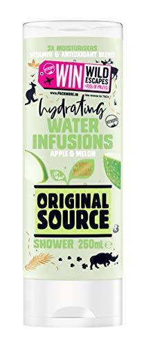Original Source Shower Gel Water Infusions Apple& Melon 250ml Duschgel