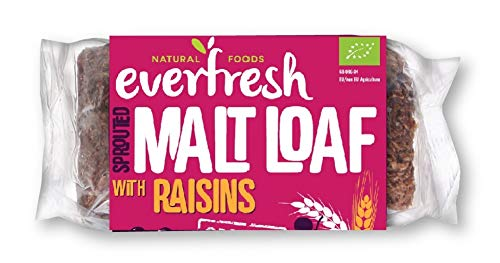 Everfresh Bakery - Malted Raisin Loaf - 290g (Case of 8)
